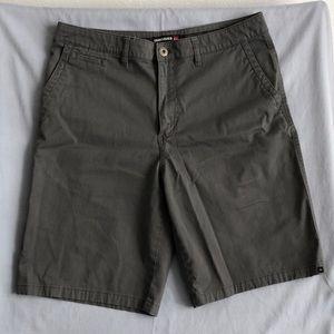 Quicksilver Skate Flat Front Shorts